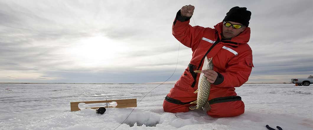Thinking of going on an Ice Fishing Trip?